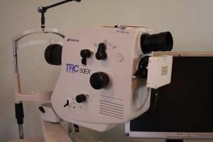 Topcon 50EX FA with digital system